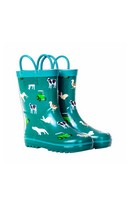 Baby Animals Welly Boots 8