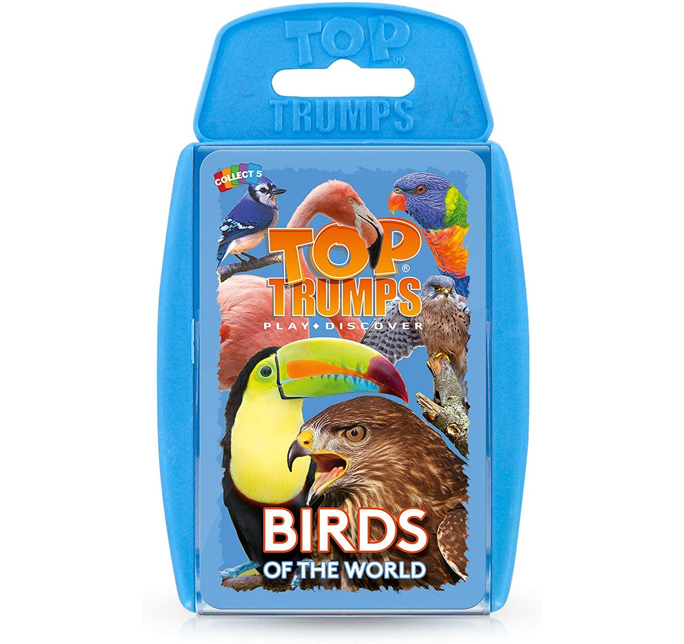 Top Trumps -Birds of the World