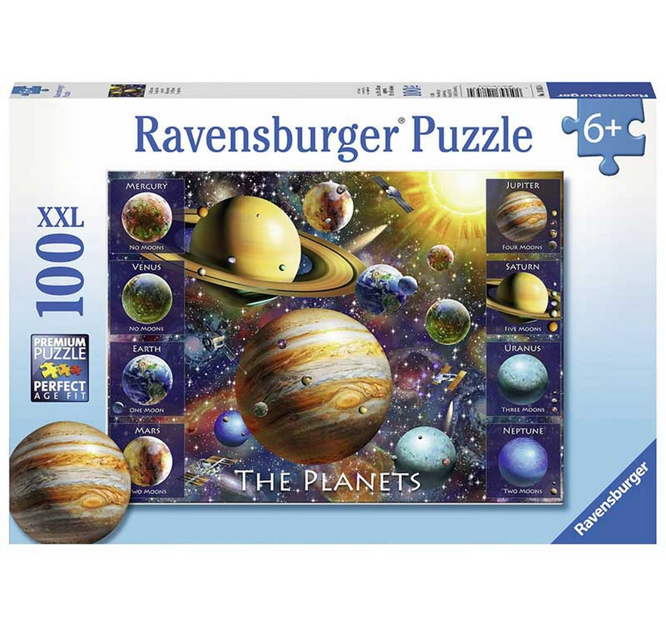 The Planets XXL 100pc