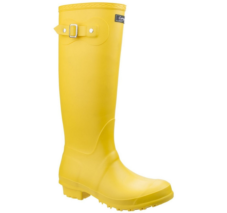 Sandringham Boots Yellow 6