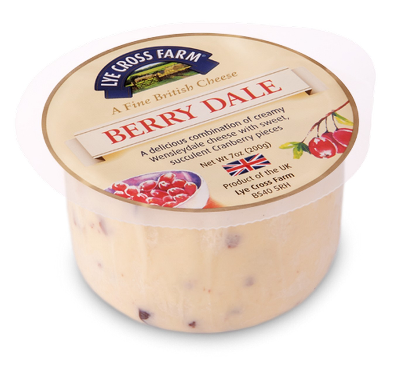 Berry Dale 200g