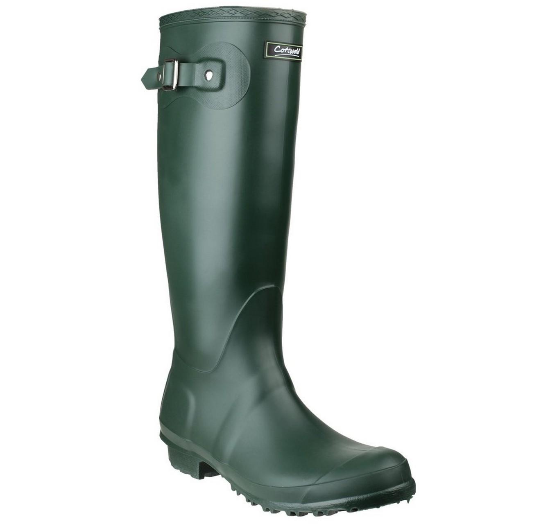 Sandringham Boots Green 8