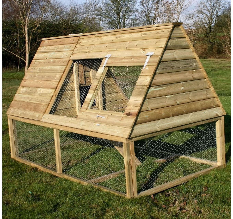 Hutton Ark Smallholder Raised