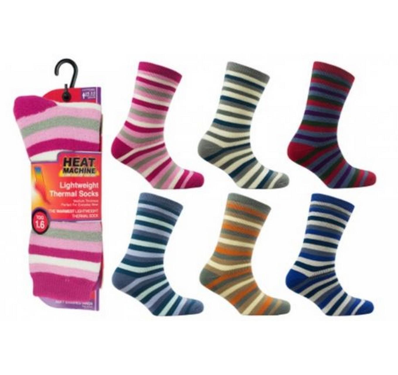 Ladies Thermal Socks 1 Pair