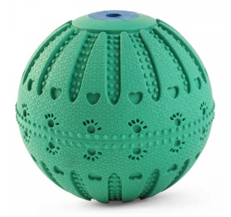 Zoon Rubber Squeak Ball 9cm