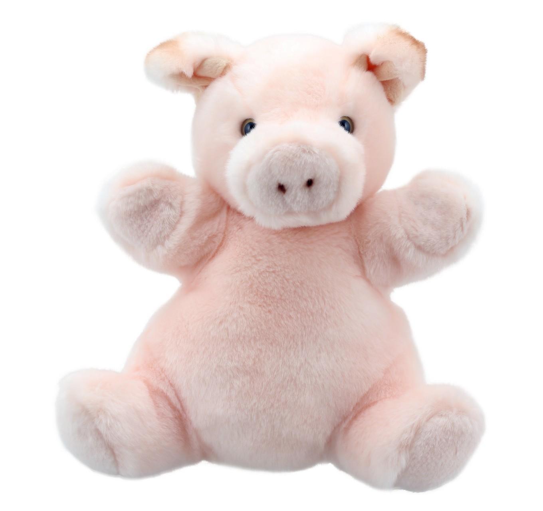 Cuddly Tumms Pig