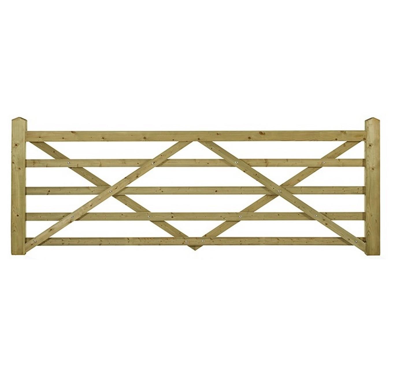 Forester 5 Bar Gate 4'
