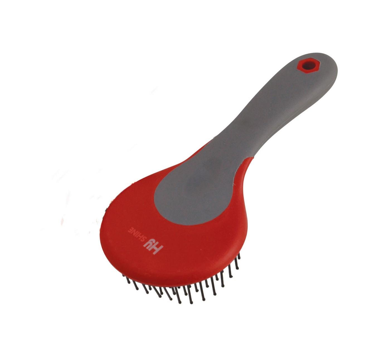 Mane & Tail Brush Red