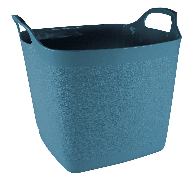 Flexitub Square 25L - Blue