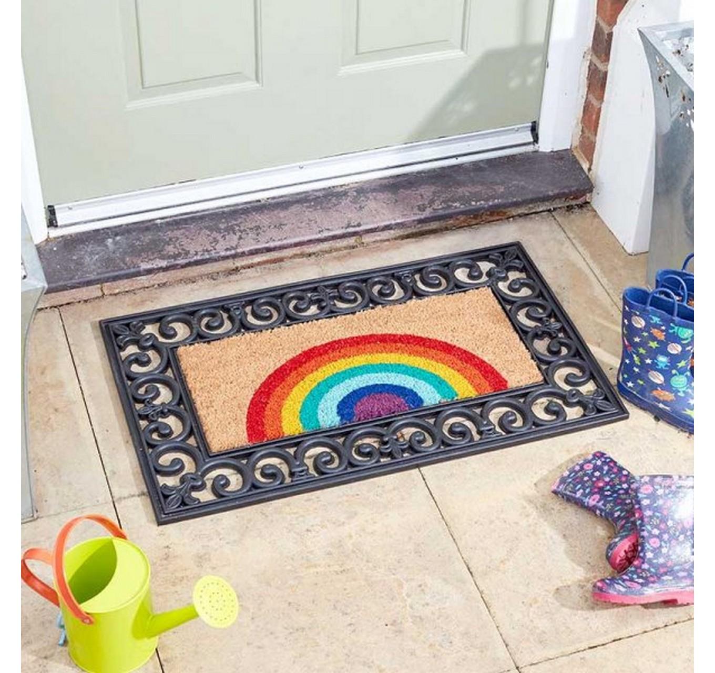 Mix-n-Mats Rainbow Mat