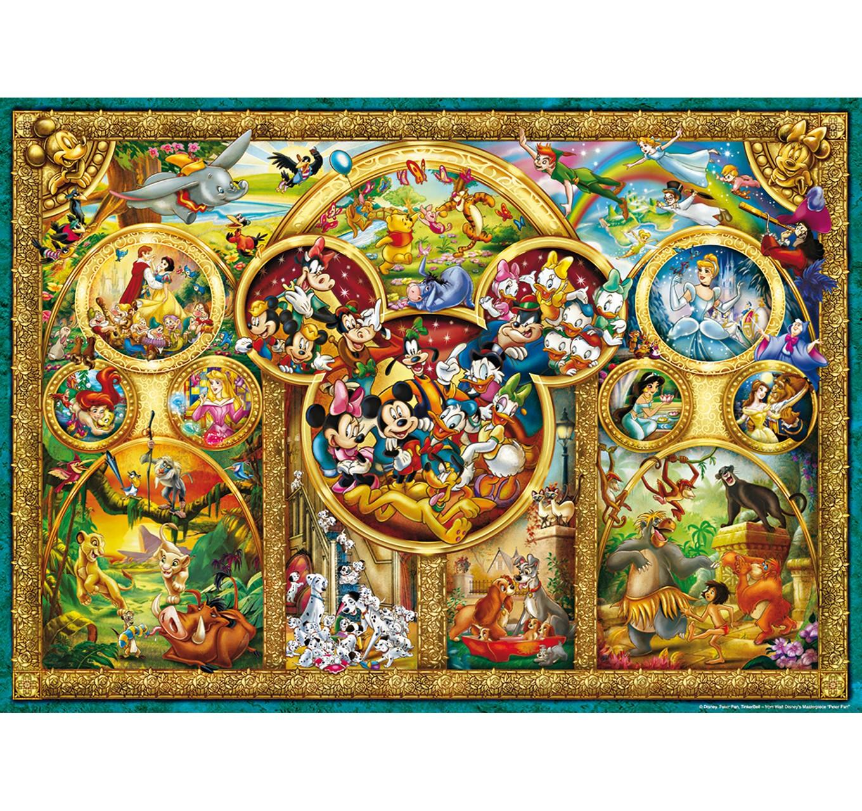 Best Disney Themes 1000pc