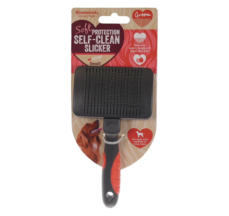 Self Cleaning Slicker Brush M
