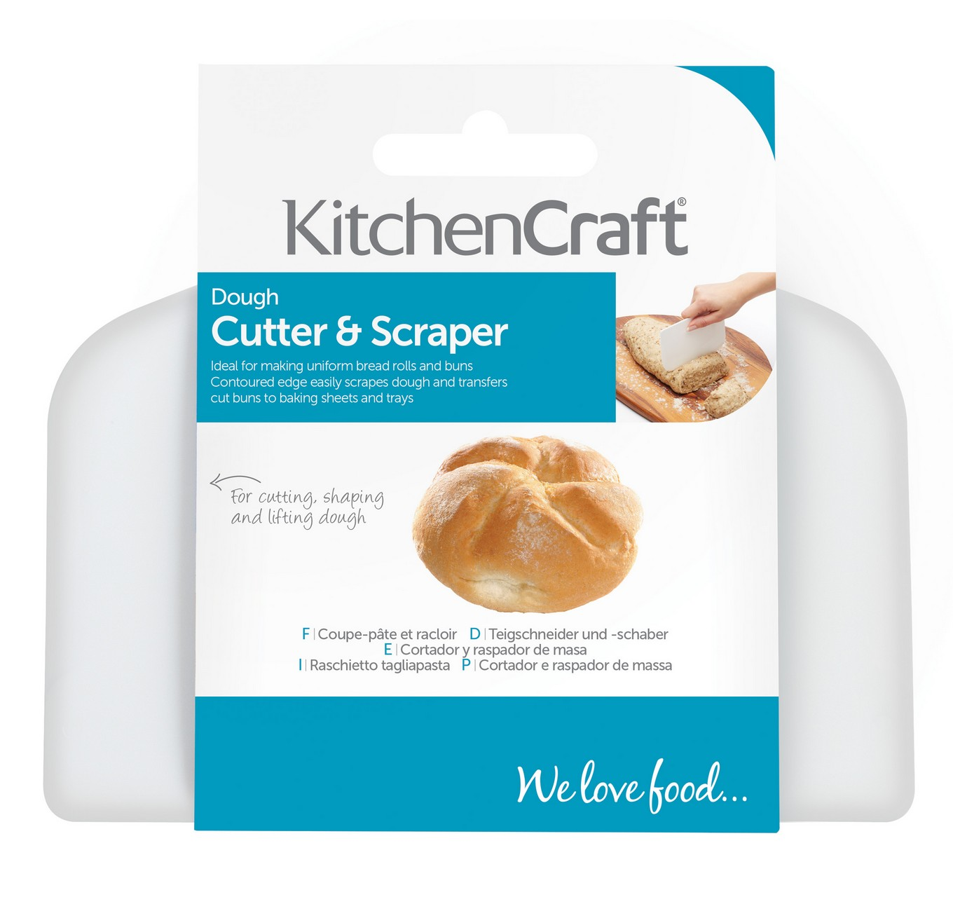 Dough Cutter & Scraper