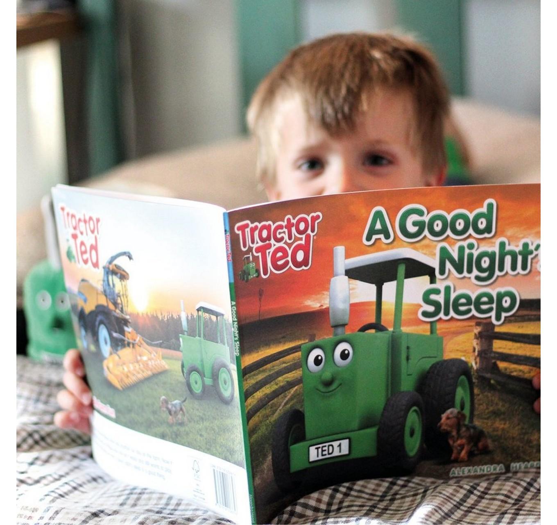 A Good Night's Sleep Book