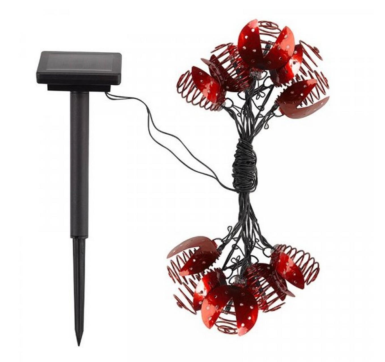 10 Ladybird String Lights