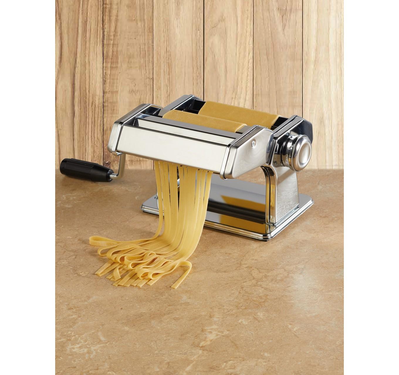 Double Cutter Pasta Machine