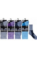 Ladies Walking Socks - 1 Pair