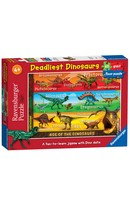 Deadliest Dinosaurs 60pc