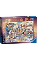 Crazy Cats Banquet 1000pc
