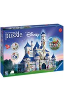 3D Disney Castle 216pc