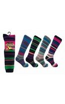 Ladies Long Heat Socks 1 Pair