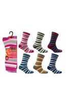 Ladies Thermal Socks 1 Pair