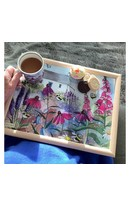 Bee Garden Lap Tray