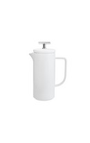 Ceramic Cafetiere White 4 Cup