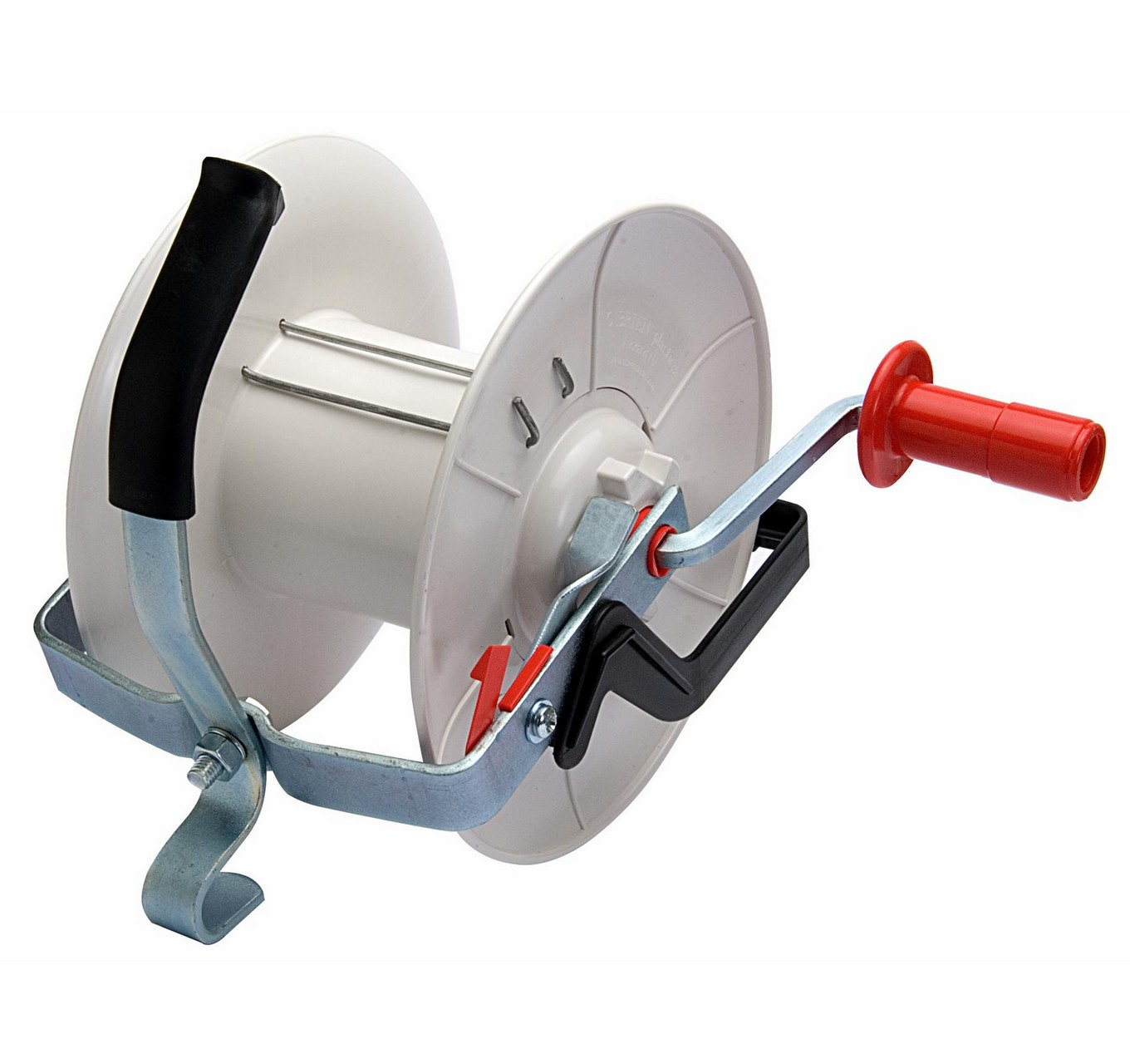 Large Geared Fence Reel