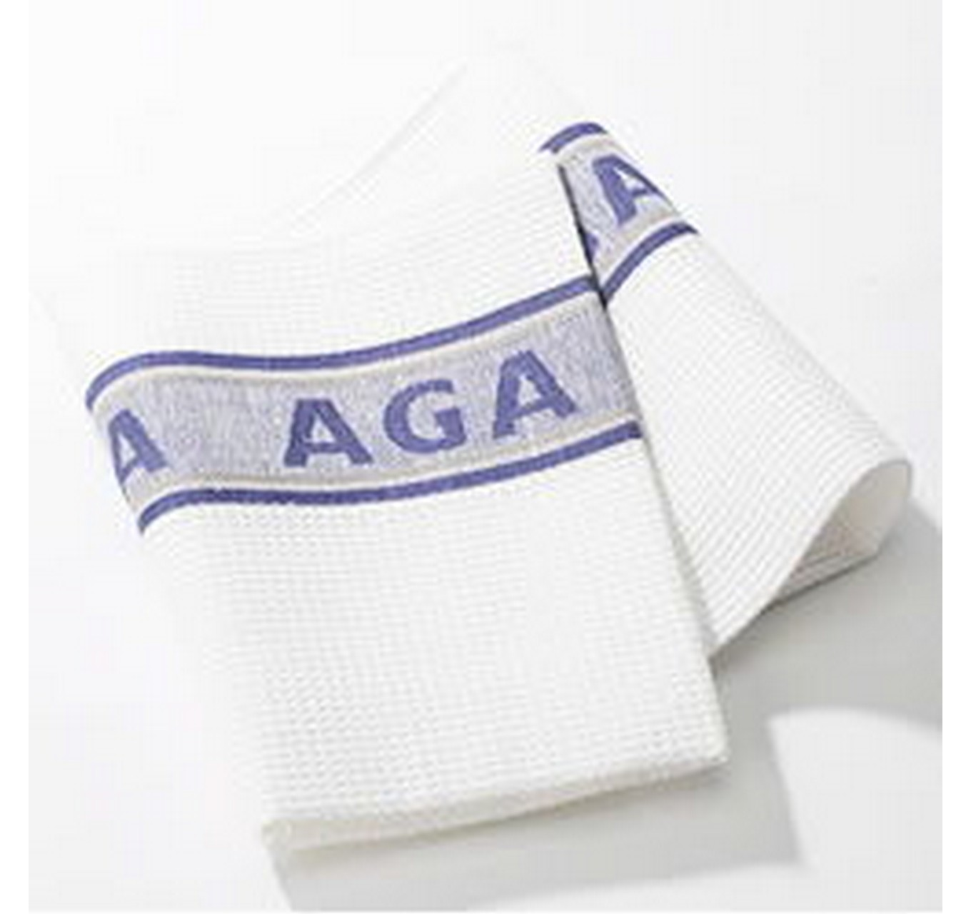 AGA Tea Towel - Blue
