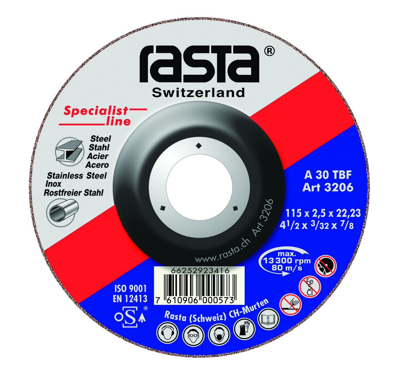 Metal Cutting Disc 115x2.5mm