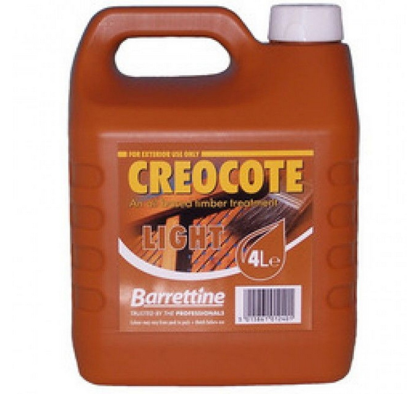 Creocote Light Brown 4L