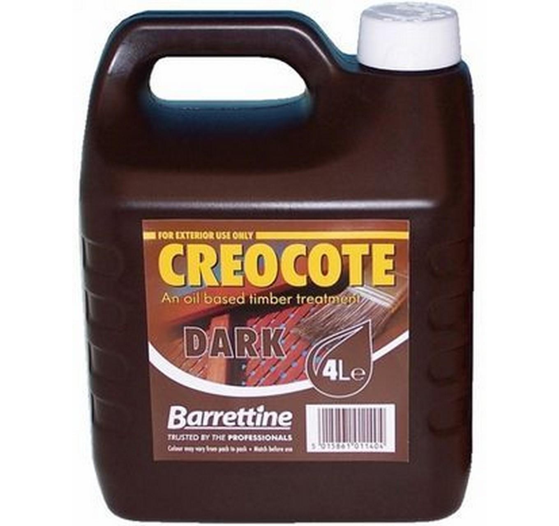 Creocote Dark Brown 4L