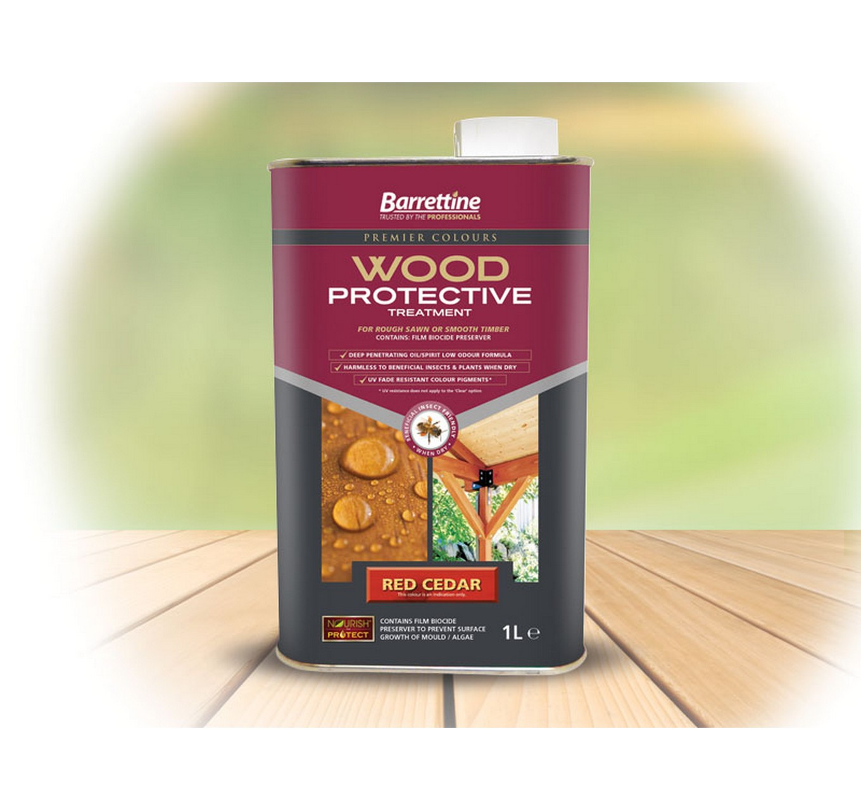 Wood Protector Red Cedar 5L