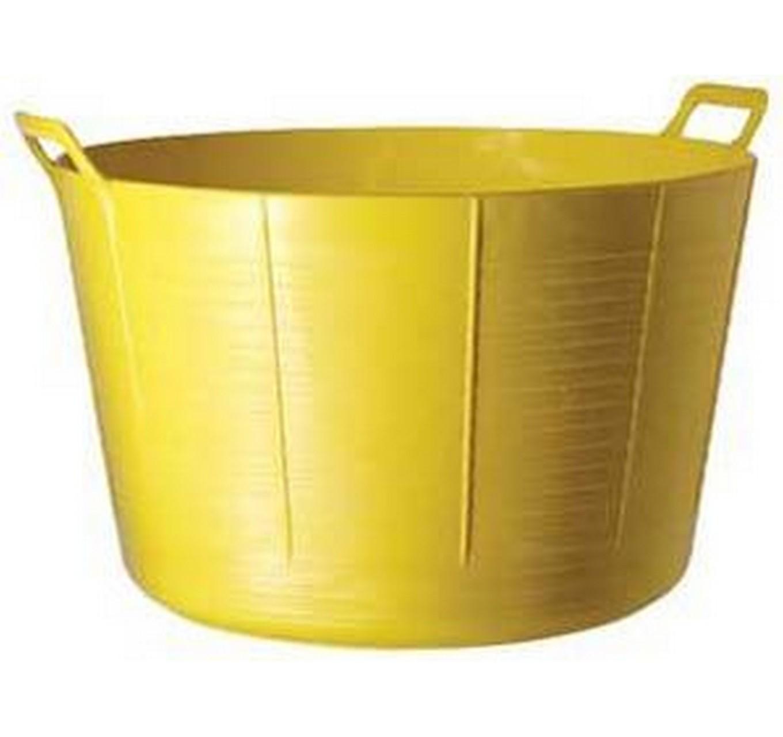 Tubtrug 75L Yellow