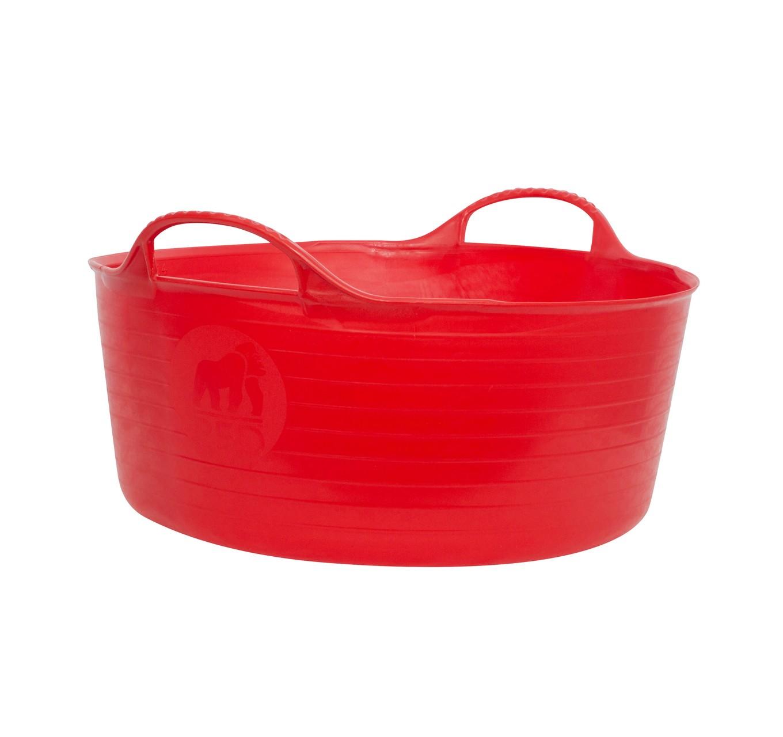 Tubtrug Shallow 15L Red
