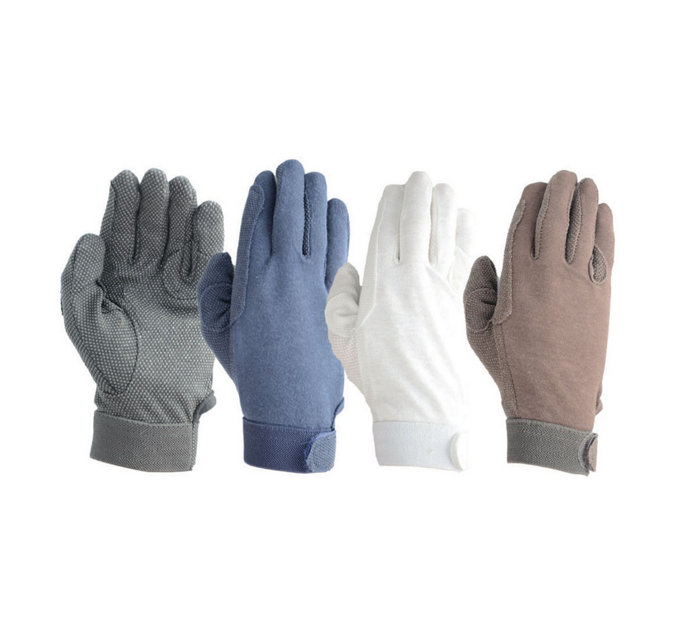 Pimple Gloves Black L