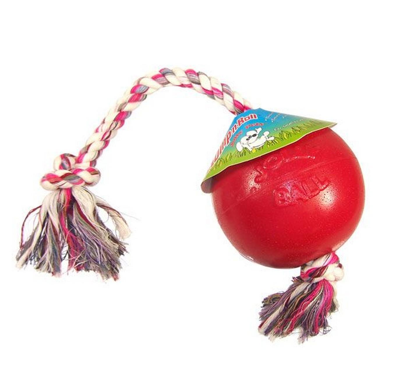 Red Romp 'N' Roll Ball 6