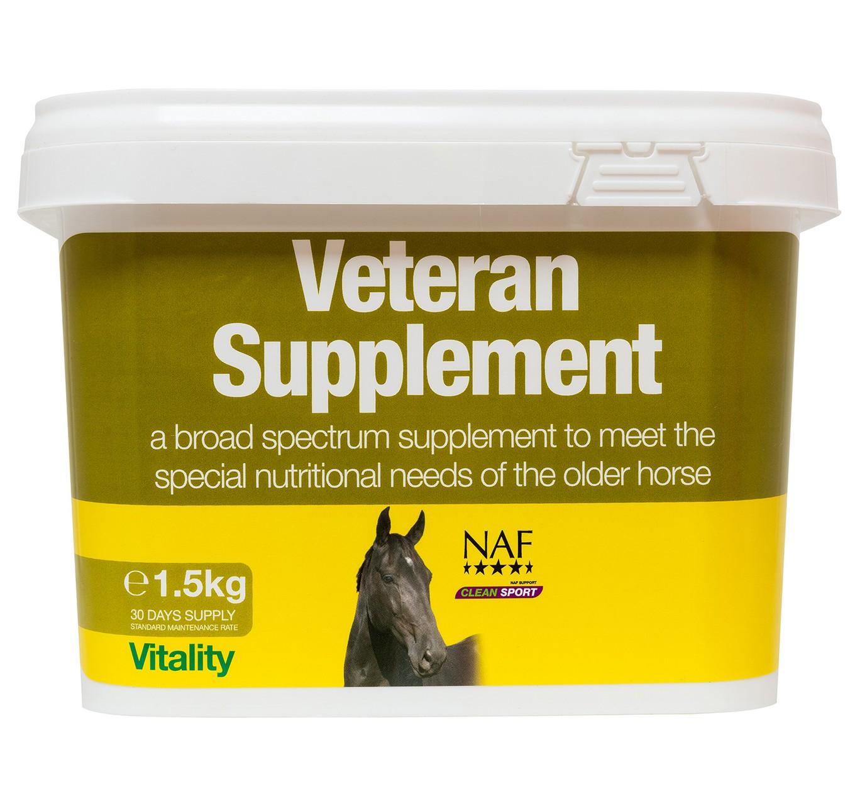 Veteran Supplement 1.5kg