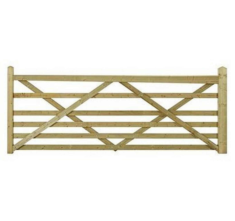 Wooden Somerfield Gate 5ft