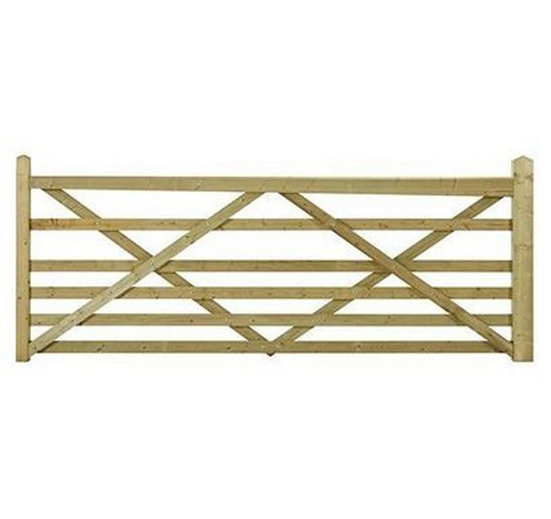 Wooden Somerfield Gate 6ft