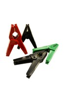 Crocodile Clips 4pk