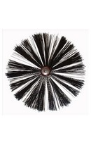 Poly Chimney Sweep Brush Head