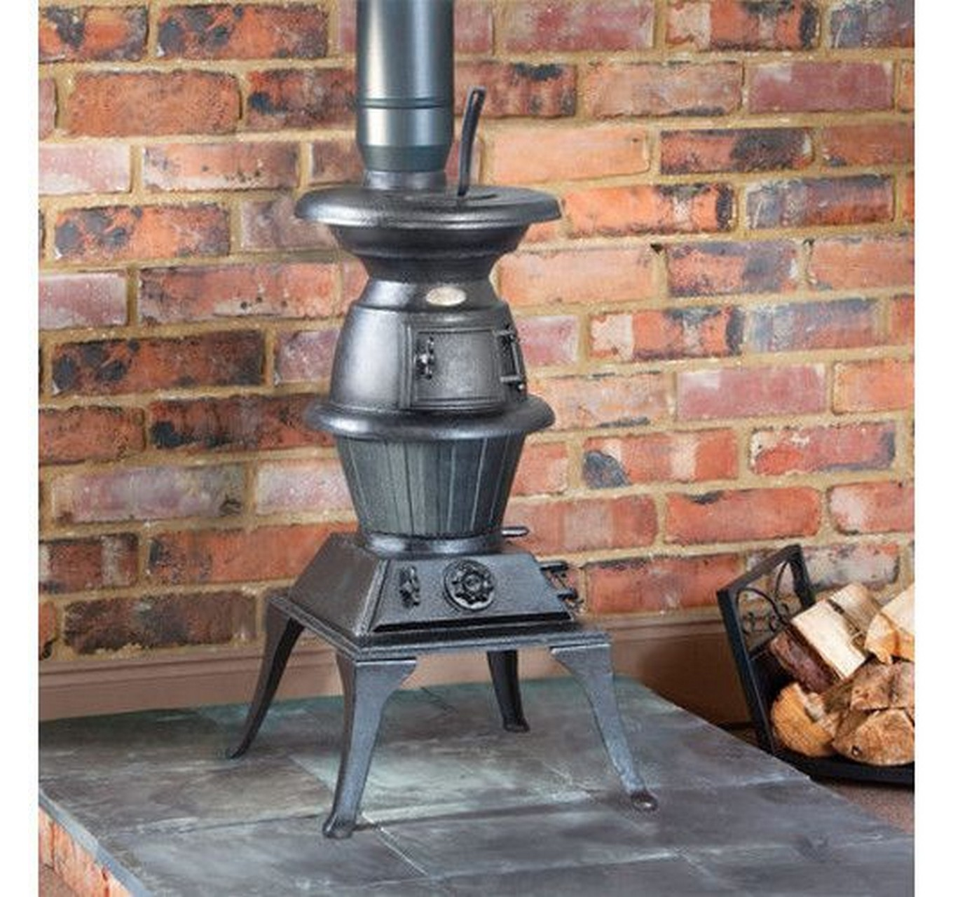 Pot Belly - Cast Iron Stove