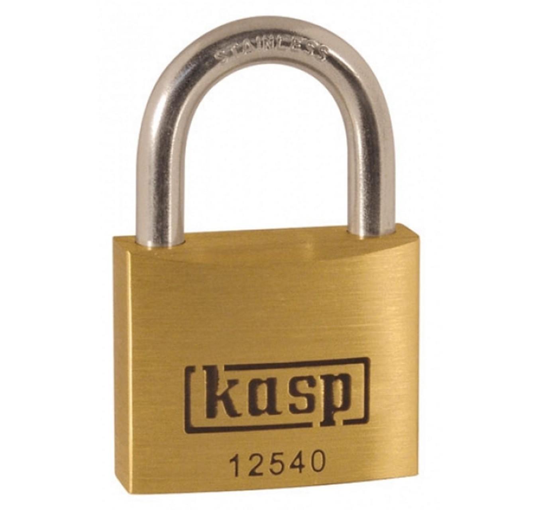 Brass Padlock 50x28mm