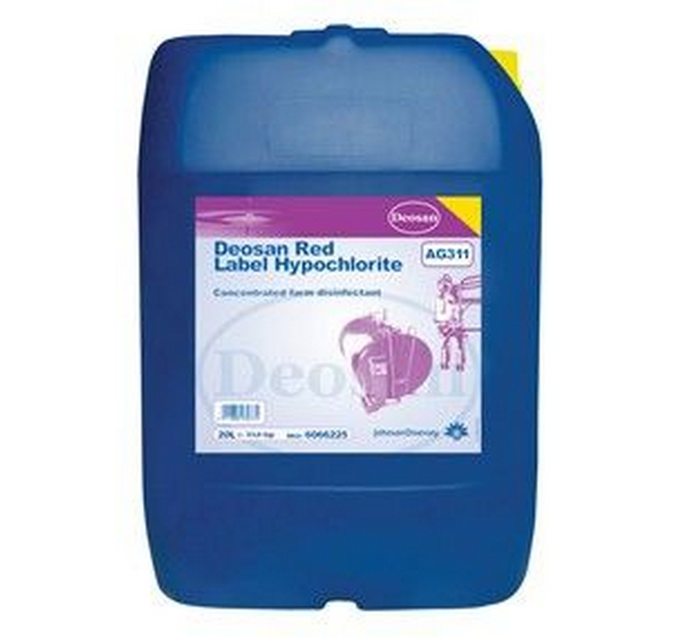Red Label Hypochlorite 20ltr