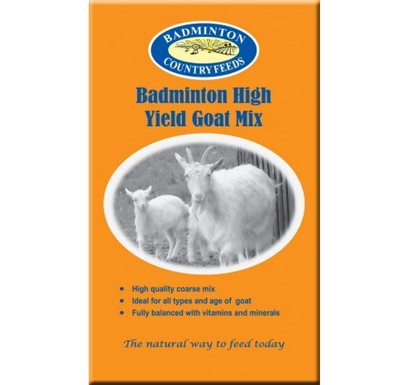 Goat Mix High Yield 20kg