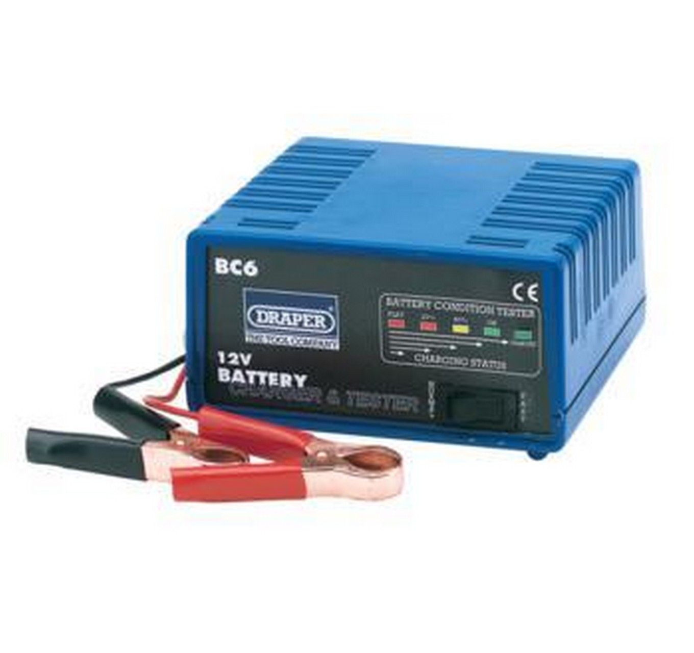 12v 6A Battery Charger/Tester