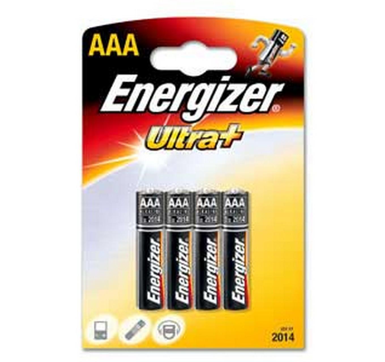 Energizer Ultra+ Aaa 4pk