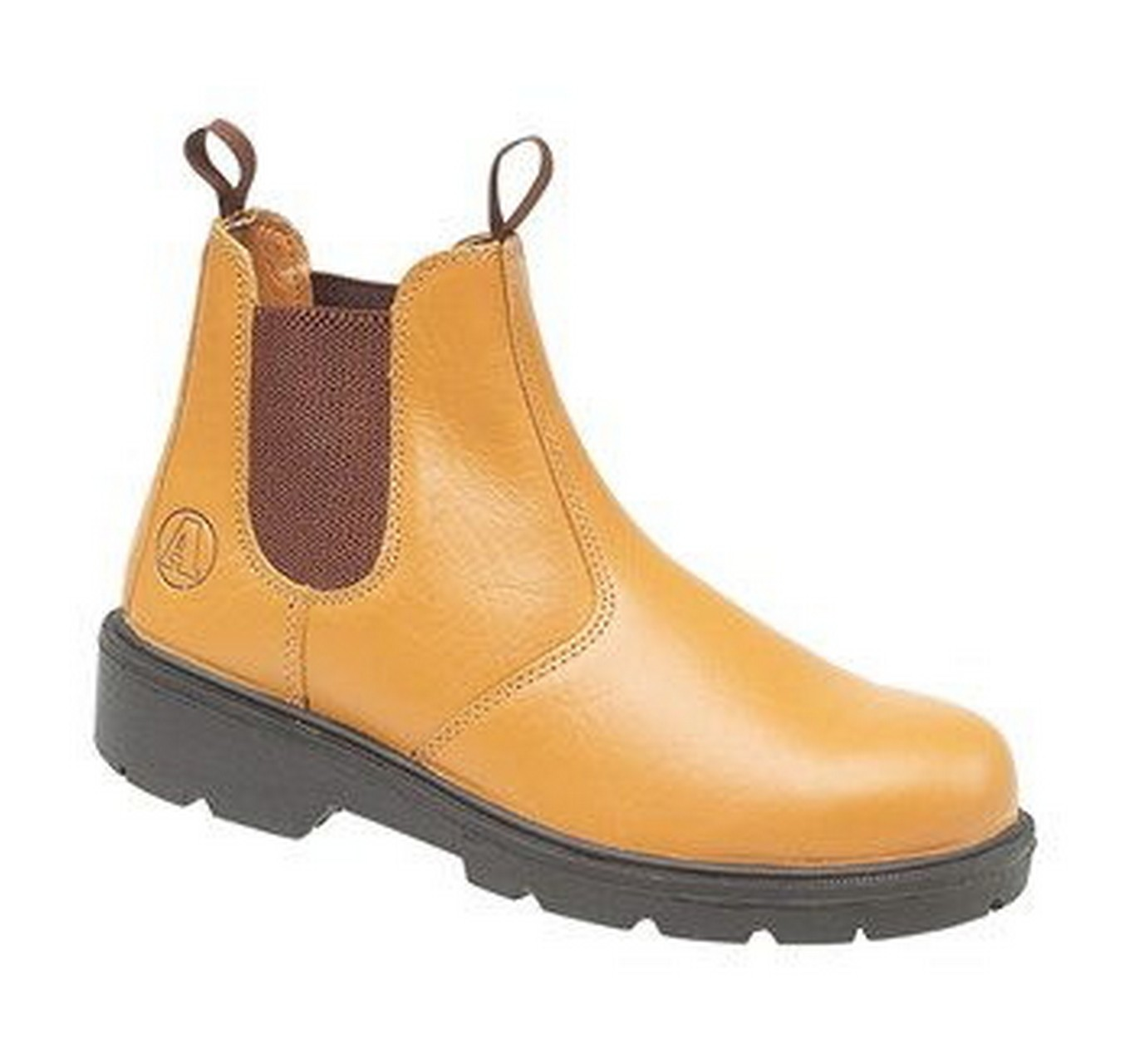Safety Boot Fs115 Tan 4